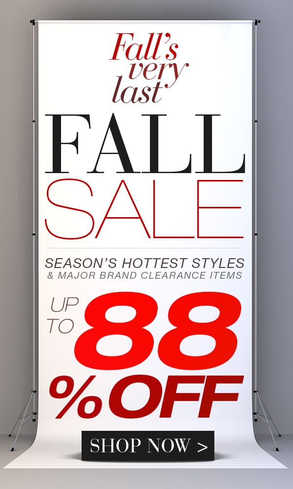Hair Sisters - This is it! Fall's Very Last Fall SALE ...
