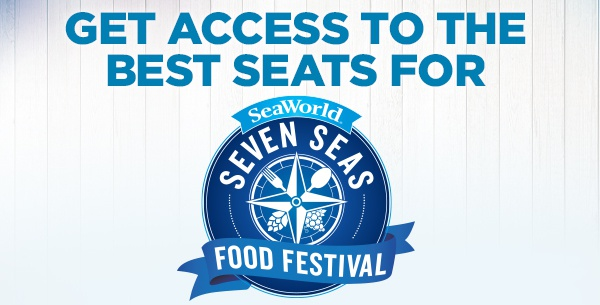 Busch Gardens Seven Seas Reserved Concert Seating Is Now Available