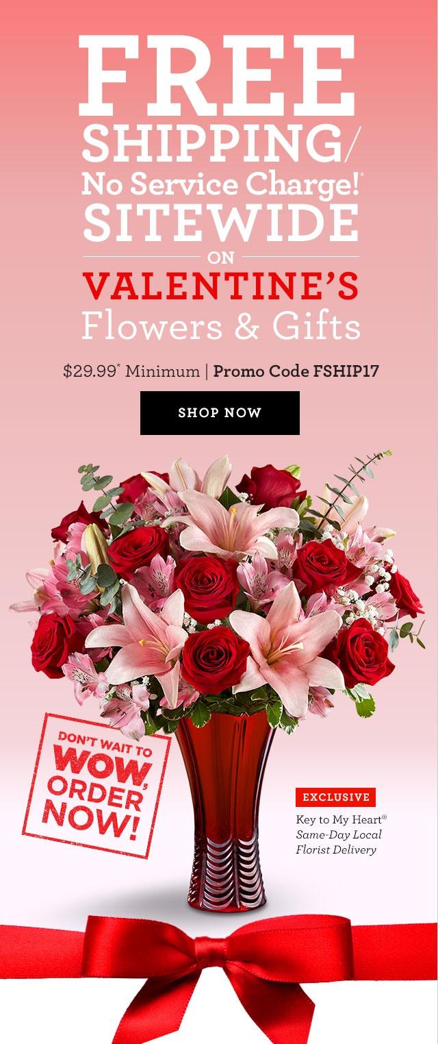 1800flowers promo code