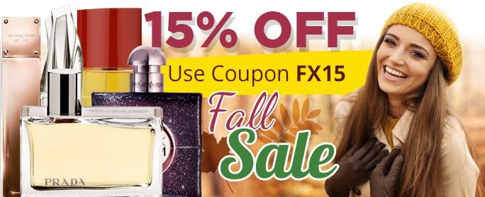 FragranceX.com - Fall Sale