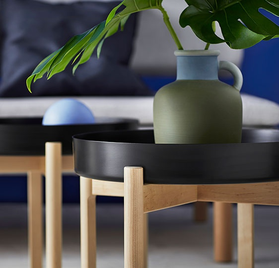 Strong table, ageless design