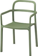 Chair with armrest YPPERLIG £40
