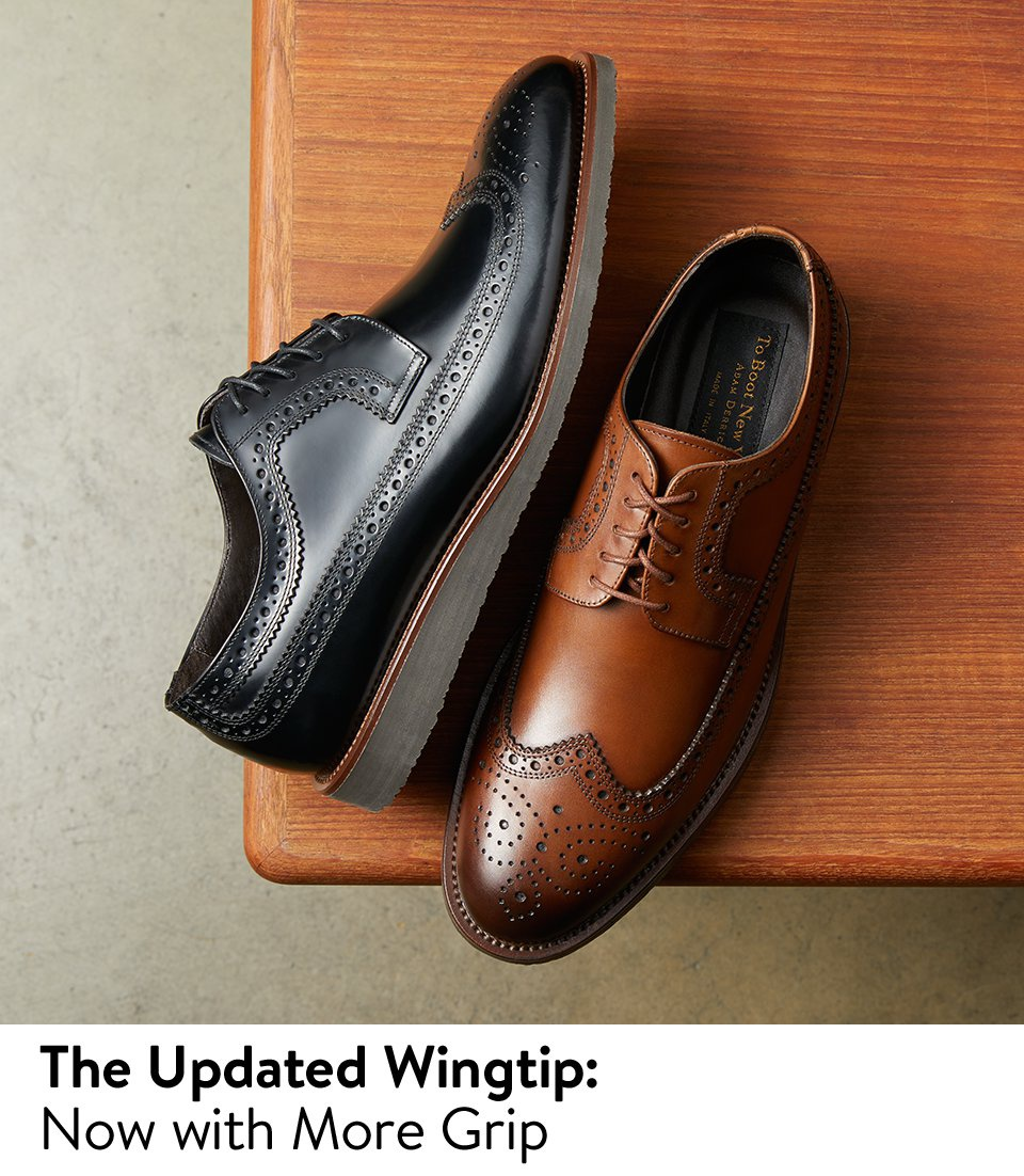 The Updated Wingtip: Now with More Grip