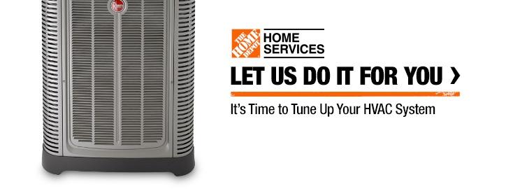 Let us do it for you HVAC