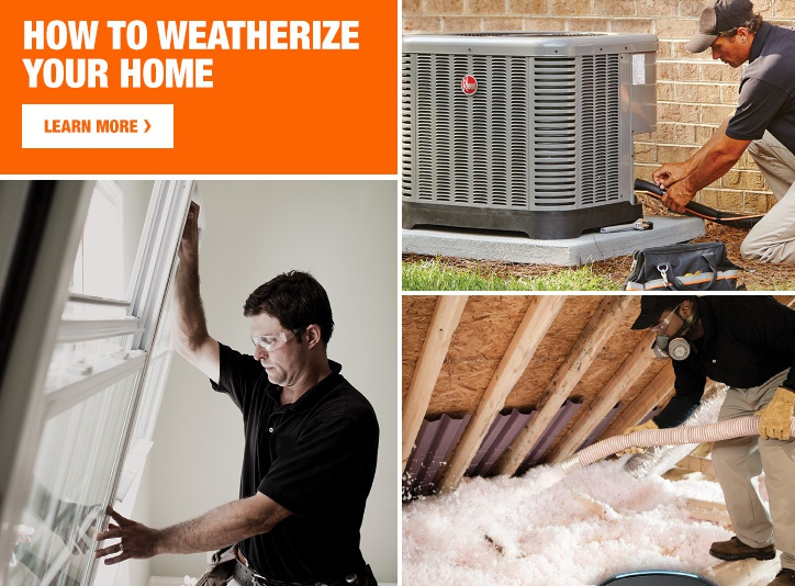 How to Weatherize Your Home