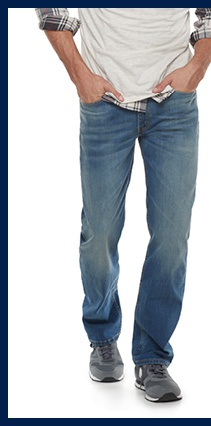 Levi's $36.99 Levi's 514 straight fit jeans for men. Reg. $59.50. Shop now. Offers and coupons do not apply.