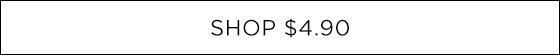 Doorbuster Blowout! Girls Tops $4.90 + Under