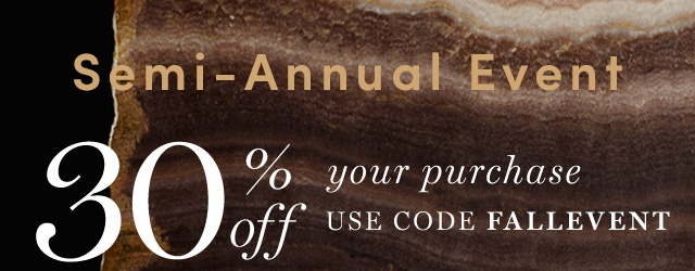 Semi-Annual Event | 30% off your purchase | USE CODE FALLEVENT | IN FULL-PRICE RETAIL STORES AND AT COLEHAAN.COM ONLY. SOME EXCLUSIONS APPLY.