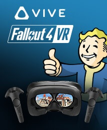 Fallout 4 VR pre-order included with VIVE