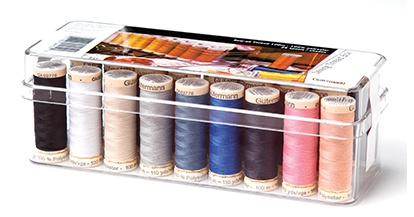 Gutermann 26-Spool Thread Box.