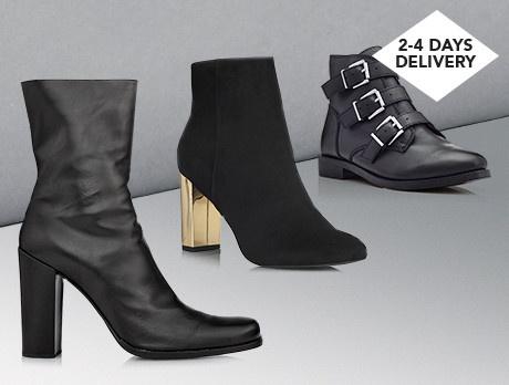 Autumn Essentials: Boots