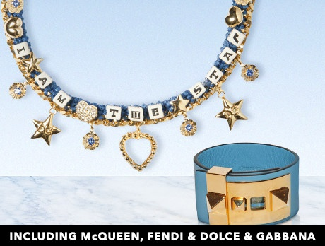 Jewellery: Valentino & More