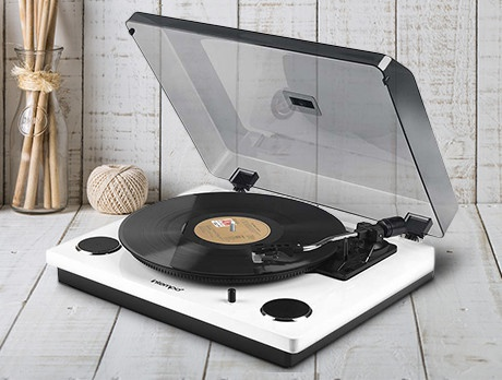 Record Players & Speakers