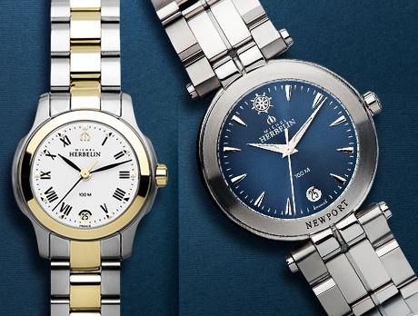 Michel Herbelin Watches