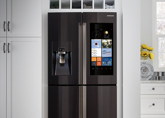 GET CONNECTED TO MAJOR APPLIANCES