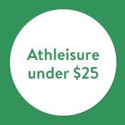 Athleisure under $25