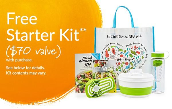 Get a FREE Starter Kit**
