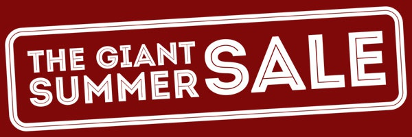 GIANT SUMMERSALE - SHOP NOW