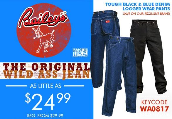 Wild Ass Jeans 69