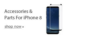 accessories & parts for iPhone 8
