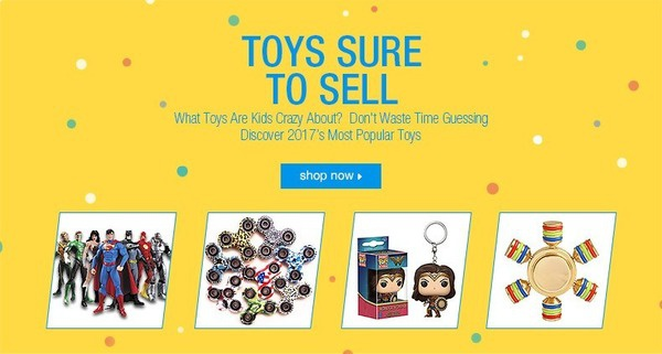 Discover 2017's most popular toys