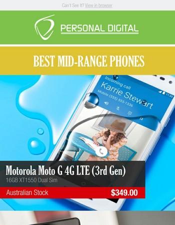 Great Value Australian Stock Phones