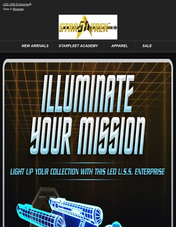 Illuminate Your Mission