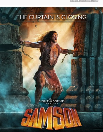 Final Samson Performances