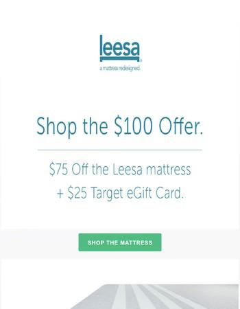 Leesa Newsletter