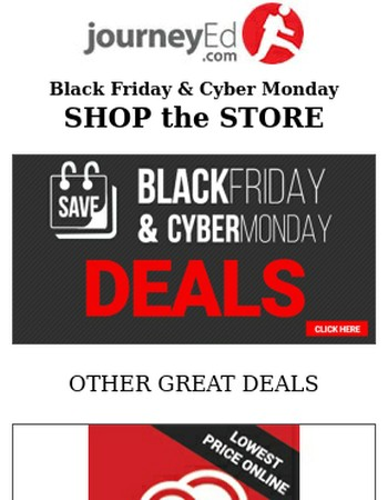 Want Black Friday Discounts? Deal!