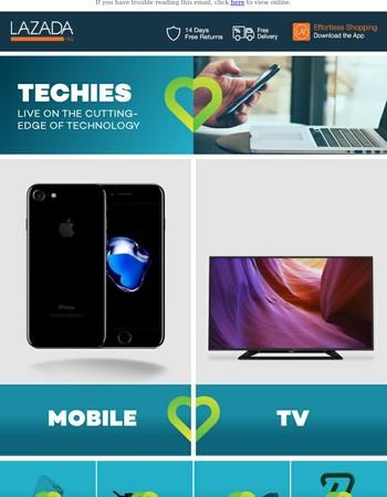 Up to 90% off Earphones, Powerbanks, Mobiles & More!