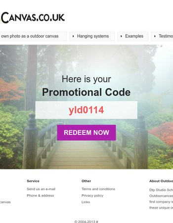 Here's Your 10% OFF Promo Code!