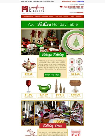 VINTAGE INSPIRED CHRISTMAS DINNERWARE!