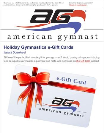 American Gymnast Newsletter