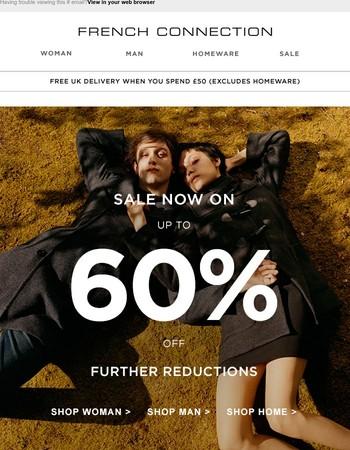Fashion News: 60% off