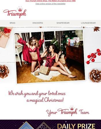 Triumph UK Newsletter