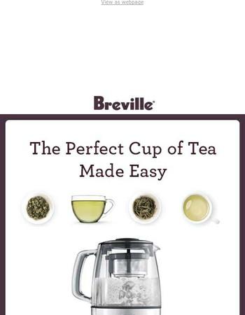 Tea Made Easy
