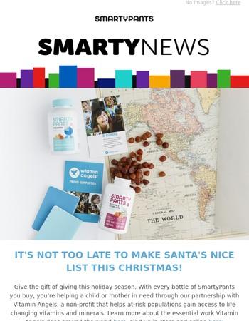 Smarty News: Holiday Edition!