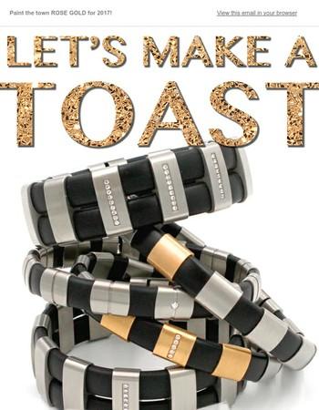 Start 2017 With TeNo ShiKou Bracelets!