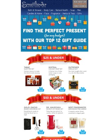 12 Unique Gifts That Won't Break the Bank!