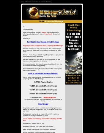 [5 Free Copies : SEO Package] 150+ High DA Domains Added : Insane Rankings FINAL CALL