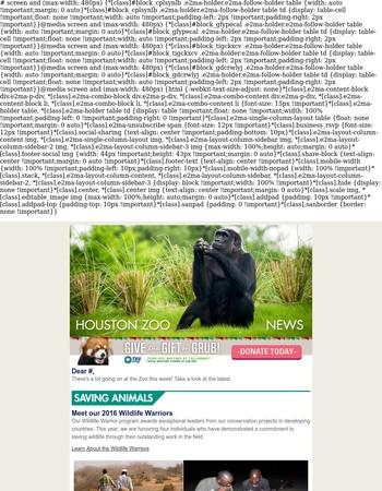 Zoo News: Meet Our Wildlife Warriors