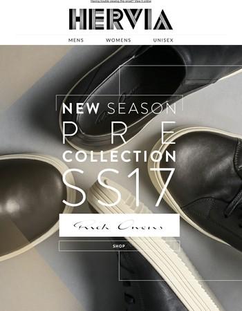 New SS17 Rick Owens + Free worldwide shipping