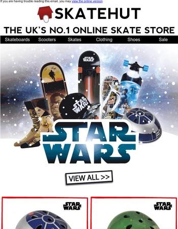 Star Wars - Skate Gear & Clothing