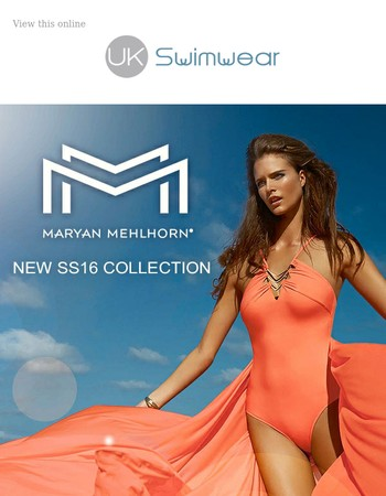 New Maryan Mehlhorn & Gottex Cruise Arrivals.