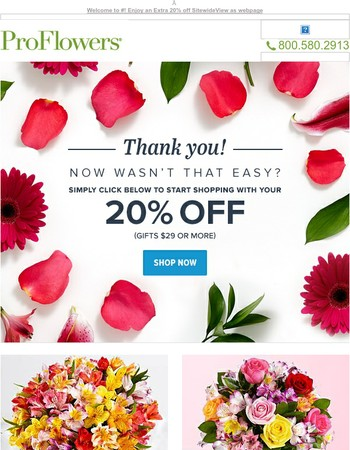 How To Use A Proflowers Coupon