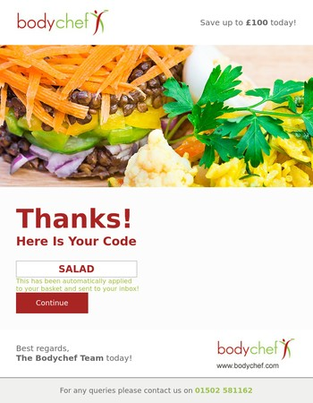 Here is your code!