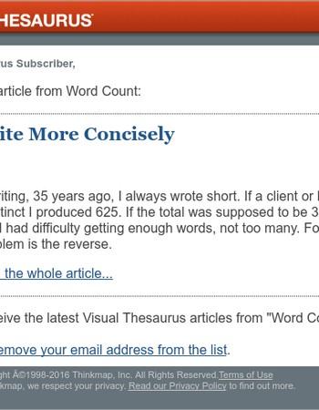 Subscriber Login Thinkmap Visual Thesaurus