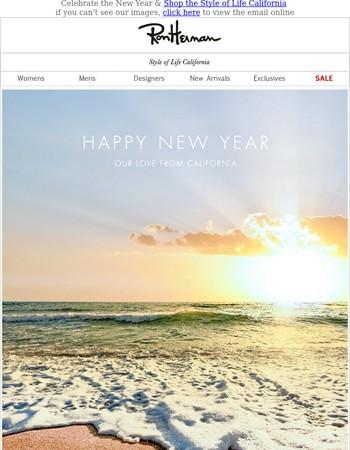 Wishing You a Happy 2017