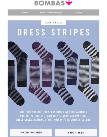 New Release: Dress Stripes